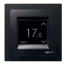 Termostaat Devireg Touch 16A must