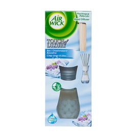 "Oro gaiviklis ""Airwick"" AW Reed Diffuser Crisp Linen & Lilac 18 ml"
