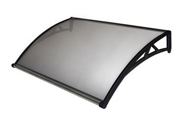 Plastikust varikatuseplaat renniga 5.2x1500x1000mm