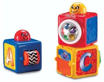 Lavinamasis žaislas Linksmosios kaladėlės, Fisher Price