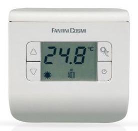 """Standartinis patalpų termostatas """"Fantini Cosmi"""" CH110, baltas"""
