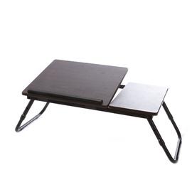 Kompiuterio staliukas, reguliuojamas, riešutmedžio spalva