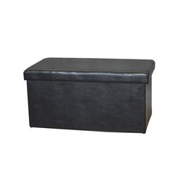 Tumba XYF634B, 76,5x40,5x40,5cm, must