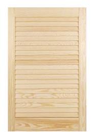 Žaliuzių tipo baldų durelės, 993 x 594 mm