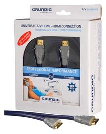 """Vaizdo ir garso laidas """"Grundig"""" HDMI-HDMI"""
