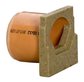 Galinė sienelė su PVC vamzdžiu STORA Drain H90