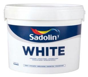 "Dažai ""Sadolin"" Latex White, 10 l"