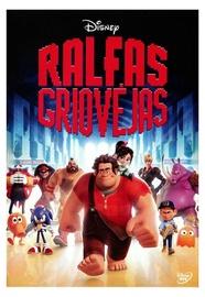 """DVD filmas """"Ralfas Griovėjas"""""""