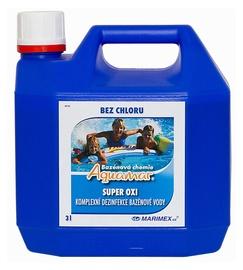 Baseino vandens kompleksinės dezinfekcijos preparatas