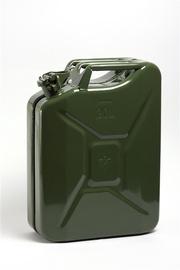 Metāla degvielas kanna Valpro F-2300 20 l, zaļa