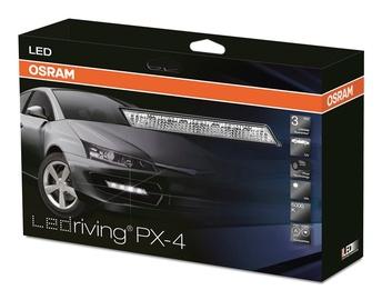 """Automobilio dienos žibintai """"Osram"""" PX-4, LED"""