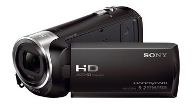 """Vaizdo kamera """"Sony"""" HDR-CX240EB"""