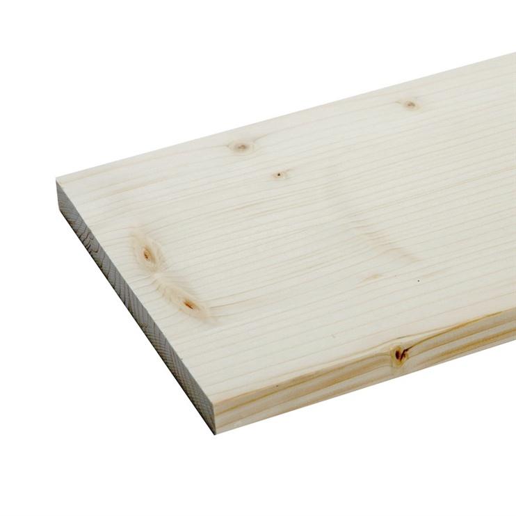 Klijuota medienos plokštė, 2400x600x18 mm