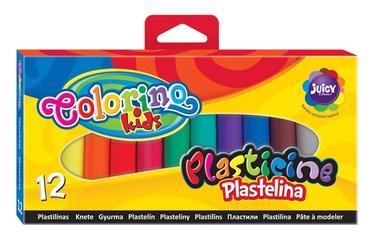 Plastiliin Colorino 12 tk