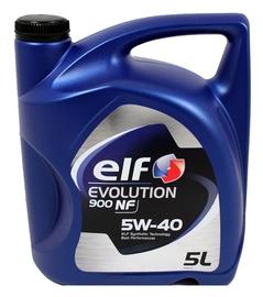 Variklių tepalas Elf Evolution 900 NF, 5 W-40, 5 l