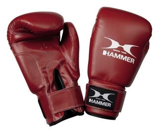 Bokso pirštinės Hammer Fit Red, 10 oz