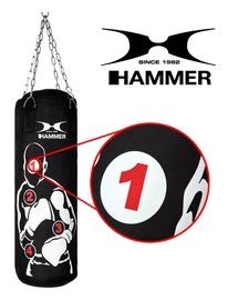 "Bokso kriaušė ""Hammer"" Sparring Pro 92608, 80 x 30 x 30 cm, 18 kg"