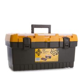 Įrankių dėžė Forte Tools PT-19, 48,6x26,7x24,2 cm