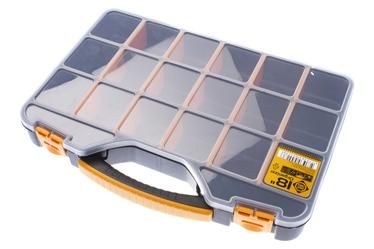 Smulkmenų lagaminas Forte tools ORG-18, 42x30,5x6,1 cm