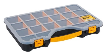 Smulkmenų lagaminėlis Forte tools ORG-24, 51x34,7x7,1 cm
