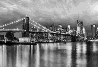 Fototapeet Komar Bridge SD934, 368 x 254 cm
