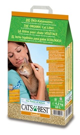 Kaķu smiltis Cats Best Comfort 10l