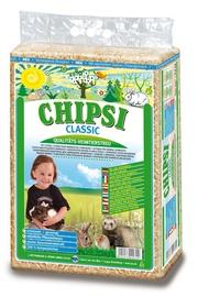 Naminių gyvūnų pakratai Chipsi Classic, 60 l, 12,5 kg