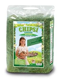 Smulkių gyvūnų šienas Chipsi Meadow Hay, 1 kg