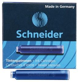 """Rašalo kapsulės """"Schneider Electric"""" 6603, mėlynos, 6 vnt."""