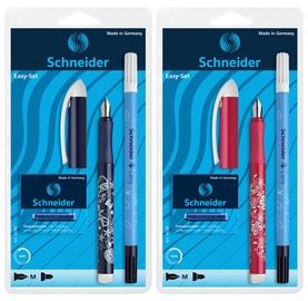 """Rašymo priemonių komplektas """"Schneider"""" Electric 74390, parkeris, korektorius, 6 kapsulės"""