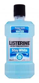 "Burnos skalavimo skystis ""Listerine"" White"