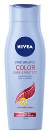"""Dažytų plaukų šampūnas """"Nivea"""" Color Care & Protect, 250 ml"""