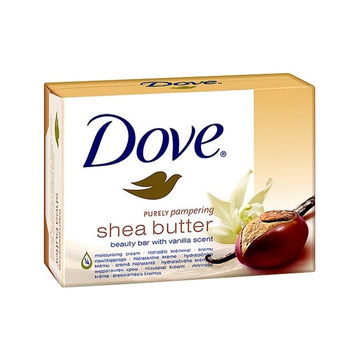 """Muilas """"Dove"""" su taukmedžiu, 100 g"""