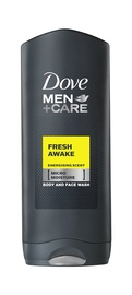 "Dušo želė ""Dove"" Fresh Awake, vyrams, 400 ml"