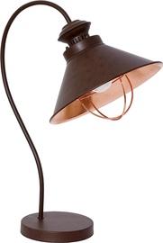 LAMPA GALDA LOFT 5060 60W E27 SARKANA (NOWODVORSKI)