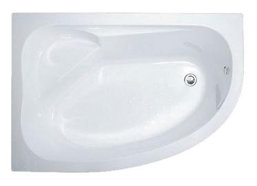 Dešininė vonia Thema Lux, 150 x 100 cm