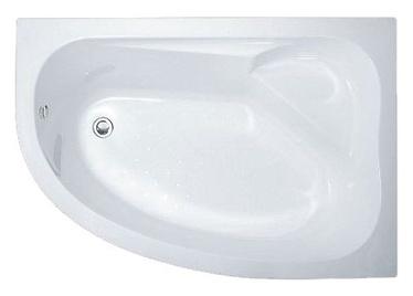 Kairinė vonia Thema Lux, 170 x 100 cm