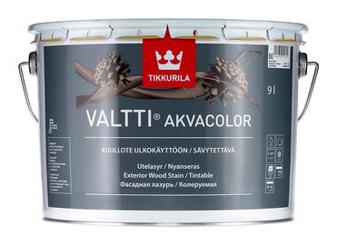 """Medienos apsaugos priemonė """"Tikkurila"""" Valtti akvacolor EP, 9 l"""