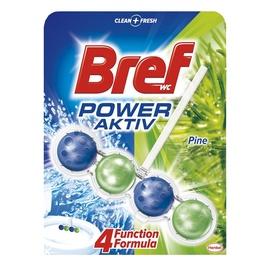 """Tualetų gaiviklis """"Bref"""" Power Aktiv Pine 50 g"""