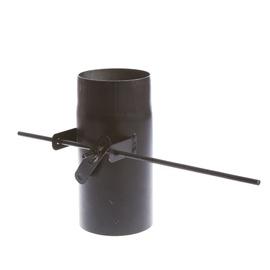 Ühendustoru siibriga Wadex, 120 mm, 0,25 m