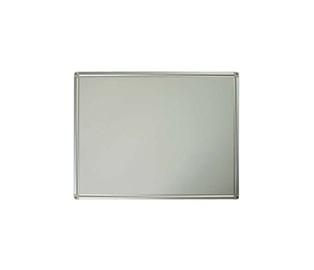 Balta magnetinė lenta, 90 x 120 cm, aliuminiu rėmu