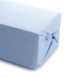 "Paklodė su guma ""Futura"", 140 x 200 cm, mėlyna"