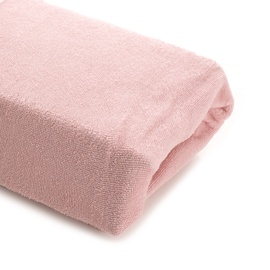 """Paklodė su guma """"Futura"""", 140 x 200 cm, rožinė"""