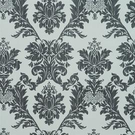 Tapeet, barokk, must/valge