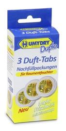 Drėgmės rinktuvo tabletės Humydry, 3 x 75 g, citrinų kvapo