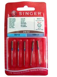 Siuvimo mašinų adatos odai Singer 832R, 5 vnt.