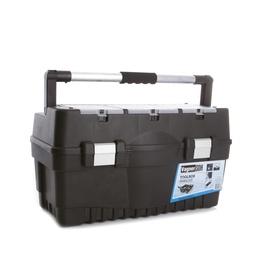 Įrankių dėžė su metaliniais užsegikliais Vagner SDH