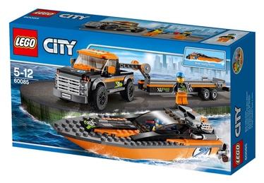 "Konstruktorius ""Lego"" City 60085 With Powerboat"