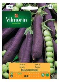 Cukrinių žirnių sėklos Vilmorin Premium