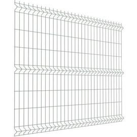 Segmentinė tvora, žalia, 2500 x 1230 mm, 4 mm